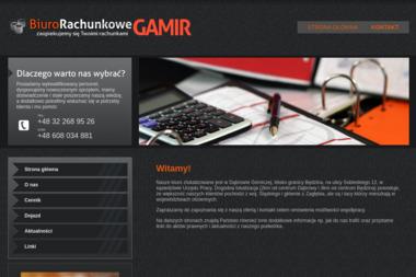 Biuro Rachunkowe Gamir. Księgowość, usługi księgowe - Biuro rachunkowe Dąbrowa Górnicza