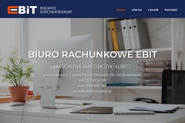 Magdalena Maksymczyk Kubicz Biuro Rachunkowe Ebit - Sprawozdania Finansowe Warta Bolesławiecka