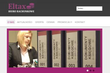 Biuro Rachunkowe Eltax - Biuro rachunkowe Piekary Śląskie