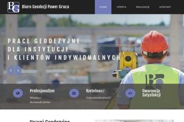 Biuro Geodezji S.C. Gruca Marchacz - Geodezja Nowy Sącz