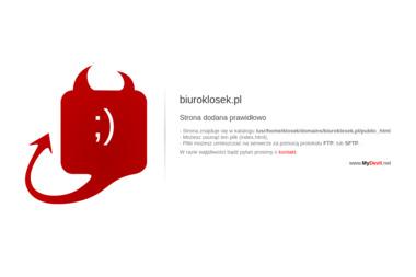 Firma Handlowo Usługowa Joanna Kłosek - Biuro rachunkowe Kalety