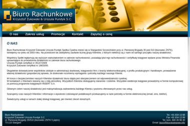 Biuro Rachunkowe Krzysztof Żukowski - Księgowość Stargard