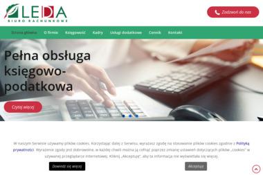 """Biuro Rachunkowe """"""""Leda"""""""" - Biuro rachunkowe Jastrzębie-Zdrój"""