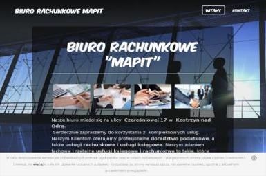 Biuro Rachunkowe Mapit Bożena Domina Nisztuk - Usługi finansowe Kostrzyn Nad Odrą
