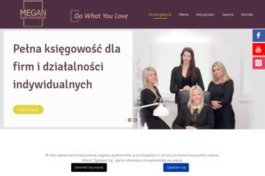 Megan Biuro Rachunkowe Magdalena Kujawa - Biuro rachunkowe Gorzów Wielkopolski