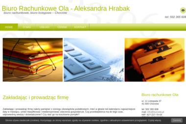 Biuro Rachunkowe Aleksandra Hrabak - Biuro rachunkowe Chorzów