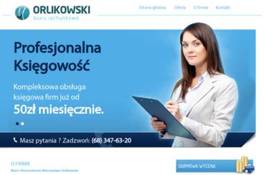 Biuro Rachunkowe inż. Mieczysław Orlikowski - Doradztwo Inwestycyjne Wolsztyn