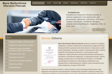 Biuro Rachunkowe Marzena Pietrzak - Usługi Księgowe Płonne