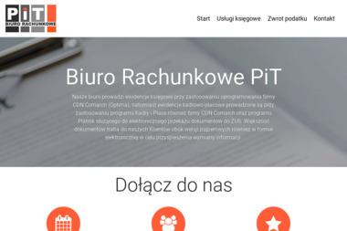 Biuro Rachunkowe PiT Beata Praczyńska, Iwona Turek s.c. - Biuro rachunkowe Jarosław