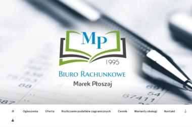 Biuro Rachunkowe Marek Płoszaj - Prowadzenie Kadr i Płac Dzierżoniów