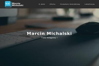 Biuro Rachunkowe Marcin Michalski - Usługi finansowe Więcbork