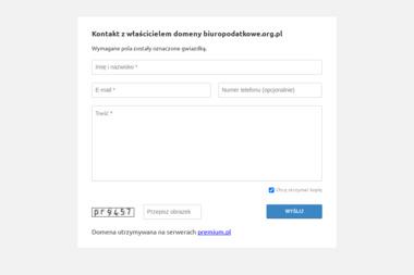 Biuro Podatkowe Anna Kowalska - Finanse Tomaszów Mazowiecki