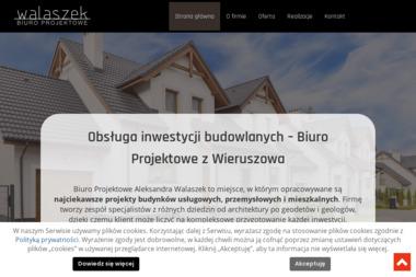 Biuro projektowe - Aleksandra Walaszek - Adaptacja projektów Wieruszów