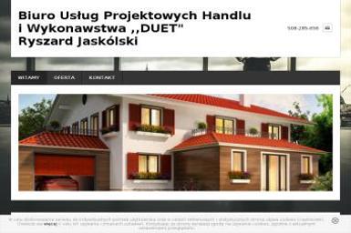 Biuro Usług Projektowych Handlu i Wykonawstwa DUET Ryszard Jaskólski - Biuro Architektoniczne Stare Miasto