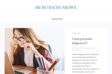 Biuro rachunkowe Eventus - Usługi finansowe Elbląg