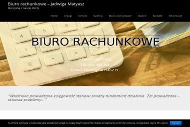 Jadwiga Matyasz Biuro Rachunkowe - Finanse Trzebiatów