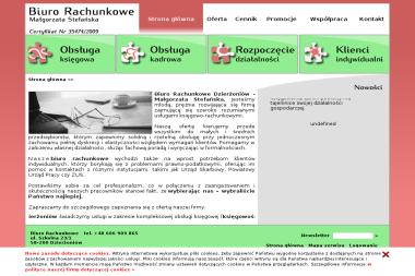 Biuro Rachunkowe Małgorzata Stefańska - Prowadzenie Kadr i Płac Dzierżoniów