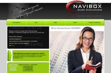 Cieślik Beata Navibox Matsell Pl - Biuro rachunkowe Dąbrowa Górnicza