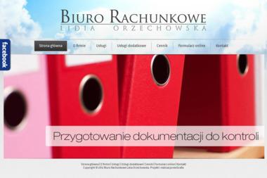 Biuro Rachunkowe Lidia Orzechowska. Księgowa, księgowość, biuro rachunkowe - Usługi Księgowe Błonie