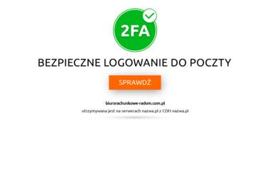 Biuro Rachunkowe Wojciech Jastrząb Firma Handlowo Usługowa - Biuro rachunkowe Radom