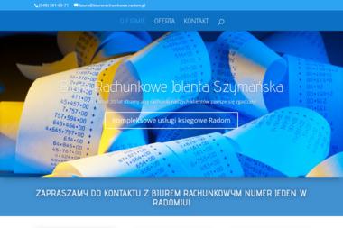 Biuro Usług Rachunkowych Szymańska Jolanta - Biuro rachunkowe Radom