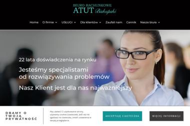 Biuro Rachunkowe Atut Tadeusz Biskupski - Finanse Jarosław