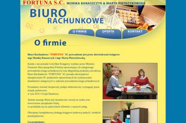 Biuro Rachunkowe Fortuna S.C. Monika Banaszczyk Marta Pietrzykowska - Biuro rachunkowe Radom