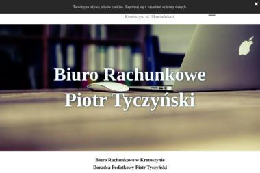 Biuro Rachunkowe Piotr Tyczyński - Sprawozdania Finansowe Krotoszyn