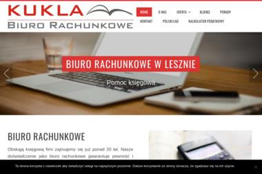 Biuro Rachunkowe Ewa Kukla - Biuro rachunkowe Leszno
