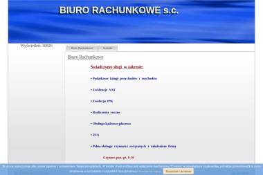 BIURO RACHUNKOWE s.c. - Prowadzenie Kadr i Płac Legionowo
