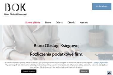 Biuro Obsługi Księgowej Sp. z o.o. Izabela Pawłowska - Usługi Księgowe Łomża