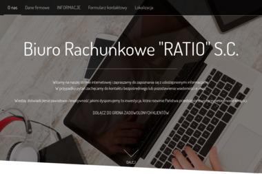 Biuro Rachunkowe Ratio s.c. Biuro rachunkowe, księgowość - Biuro rachunkowe Sosnowiec