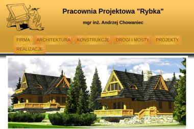 Pracownia Projektowa Rybka Chowaniec Andrzej - Projekty domów Poronin