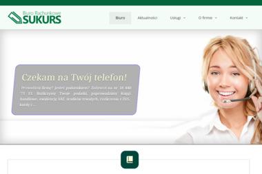 Biuro Rachunkowe SUKURS - Księgowy Nowy Sącz