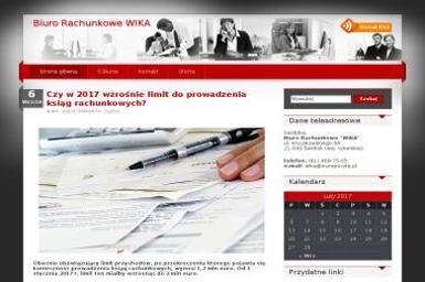 Biuro Rachunkowe Wika Mgr Inż Barbara Zarzycka - Sprawozdania Finansowe Świdnik