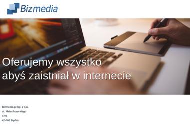 Bizmedia Brudek Bartosz - SEO Sosnowiec