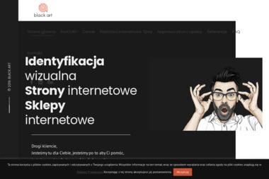 Black Art Zdzisław Antysiak - Strony internetowe Gowarzewo