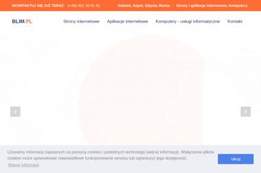 Blim.pl - Agencja interaktywna Rumia