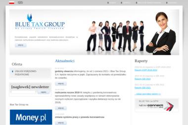 Blue Tax Group S.A. - Prowadzenie Kadr i Płac Brzeg Dolny