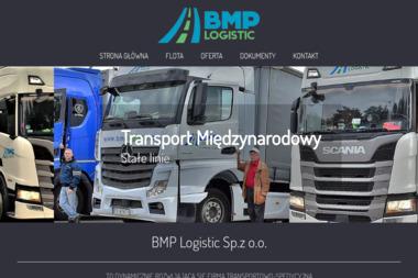 Bmp Logistic Sp. z o.o. - Transport ciężarowy krajowy Zielona Góra