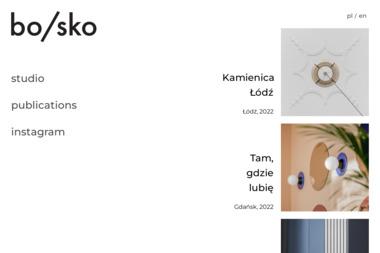 Bo Design Daria Bolewicka - Projektowanie wnętrz Ciechocinek