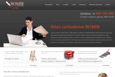 Biuro Rachunkowe Bomir Bożena Siejko - Usługi finansowe Siedlce