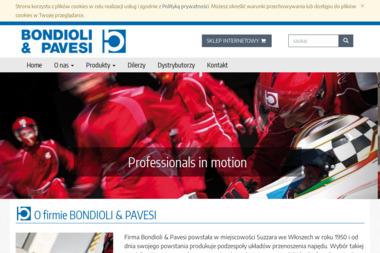 Bondioli & Pavesi - Sp. z o.o. - Hydraulik Słupsk