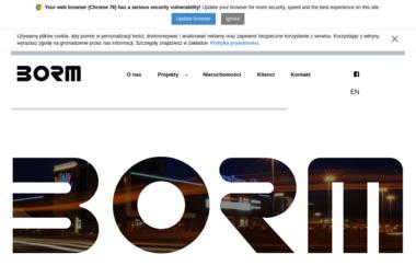 BORM-Projekt Sp. z o.o. - Projekty Domów Bielsko-Biała