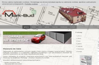 Mark-Bud - mieszkania w Bornem Sulinowie - Domy pod klucz Borne Sulinowo