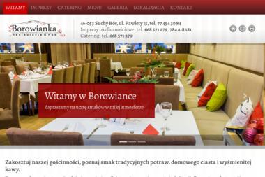 Borowianka - Restauracja i Pub - Catering Suchy bór