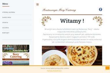 Restauracja Bory - Catering świąteczny Tuchola
