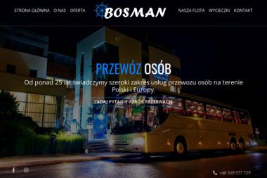 Przedsiębiorstwo Transportowo-Usługowo-Handlowe Bosman Ryszard Frankowski - Przewóz Osób Do Niemiec Łeba