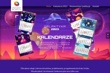 Przedsiębiorstwo Produkcyjno Usługowe Boxpol Sp. z o.o. - Drukarnia Słupsk