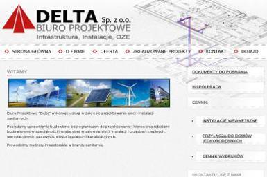Biuro Projektowe Delta Sp. z o.o. - Architekt Łuków